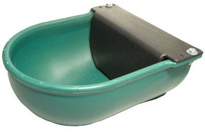 S M B Poly bol de agua con flotador verde - MA04: Amazon.es: Productos para mascotas