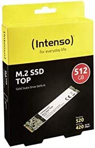Intenso 3832450 Top Performance interno SSD, M.2 SATA III