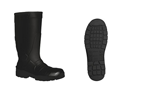 Dikamar  DIKAMAR ALPHA SAFETY black S5, bottes en caoutchouc mixte adulte