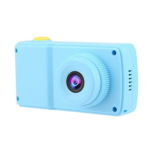 Nadition Child Camera  Children's Fun Digital Camera 2.0 LCD Mini Camera HD 1080P Children's Camera Cartoon Toy Gift]()
