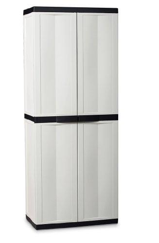 DEA Art 201 Trend Line S Vertical Division Cabinet, (Rattan File Cabinet)