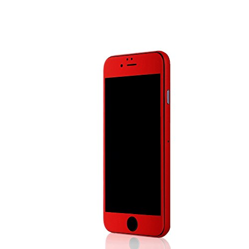 AppSkins Vorderseite iPhone 6 Color Edition red