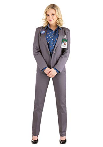 Parks and Recreation Leslie Knope Costume -