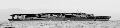 1/700 Japan Airlines Aircraft Carrier Carrier Aircraft Akagi pont en trois étapes fc7796