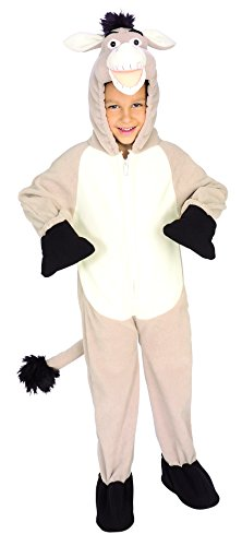 Shrek Child's Deluxe Costume, Donkey Costume -