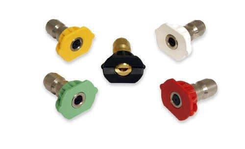 Apache 99023778 3.5 Orifice Quick Disconnect Pressure Washer Spray Tip Kit...