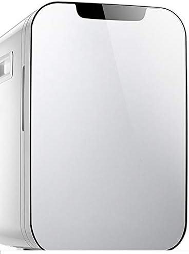 ミニ冷蔵庫 冷温庫 冷蔵庫 小型 ミニ冷蔵庫のカー冷蔵庫、20Lポータブルカーホームデュアルかなりの数は、寮ベッド冷凍小型冷蔵庫等の果物、野菜、飲料、スキンケア製品、上に配置することができ (Color : A, Size : Single core)