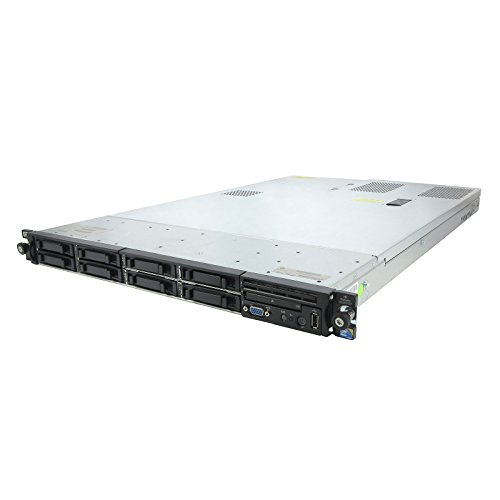 Mid-Level HP Proliant DL360 G7 Server 2x 2.40Ghz E5620 QC 48GB 8x 300GB 10K SAS (Certified Refurbished) by TechMikeNY