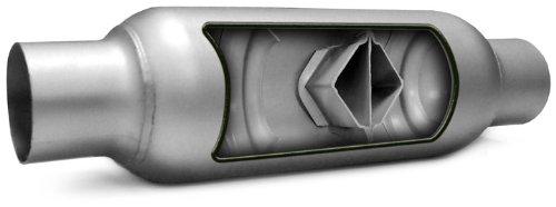 Bullet Muffler - Lawson Industries 77925 INSYNERATOR Bullit High Performance Muffler