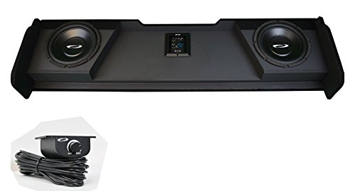 Subwoofer Enclosure Specifications (OBCON - Loaded and Amplified Dual 10