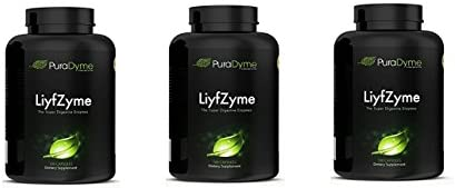 Amazon.com: puradyme liyfzyme Super enzima digestiva 180 ...