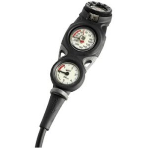 [Mares Mission 3 Compact Gauge Console] (Mares Compact)