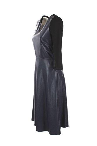 42 2017 Kleid 18 Blau Herbst Winter 8l0180 a1dz Pepe Patrizia Damen zqvntqa