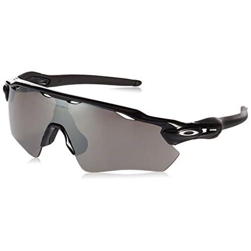 ec6bd9182b Oakley Radar Ev Path, Gafas de Sol para Hombre, Polished Black, 38 Durable