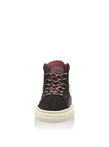 Femme Converse pour Noir Baskets Marron O04Apn4