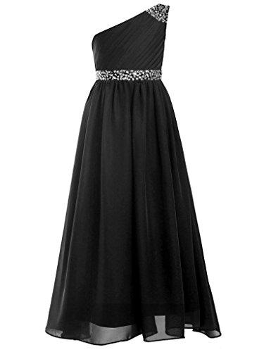 long black fairy dress - 7