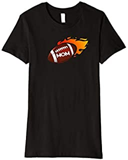 Best Gift Womens Funny Football Mom  Ball Mom Football Tees Premium  Need Funny TShirt / S - 5Xl