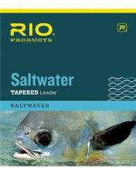 RIO Products Saltwater Knotless Leader 10Ft 20Lb 10Kg