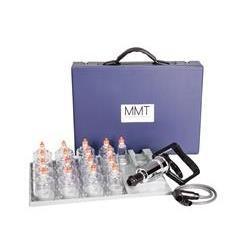 MMT Professional 17 Piece Cupping Set W/Pump Gun Professional 17