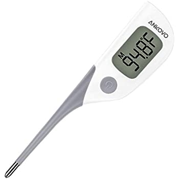 Amazon Com Ankovo Medical Digital Thermometer Oral Rectal