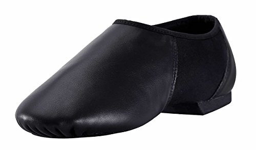 Pegasus galaxy Modern Leather Slip On Jazz Shoe -