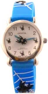 Geneva Children Watch Spider -Blue