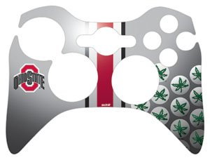 Ohio State University - Ohio State University Buckeyes - Skin for 1 Microsoft Xbox 360 Wireless Controller
