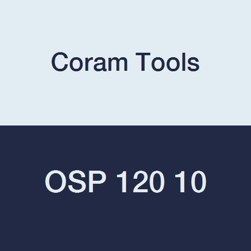 OSP 120 10 120 Grit Sand Paper, 10 Pack