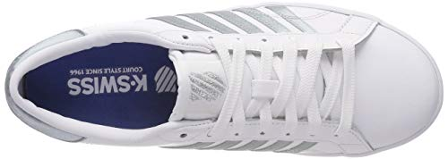 Sneakers White White So K Gray Swiss 129 Low Women's Top Belmont Mist wxq1YU4A8