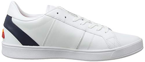 Ls Sneaker 80 Uomo Whte Ellesse Bianco white qUZvFn