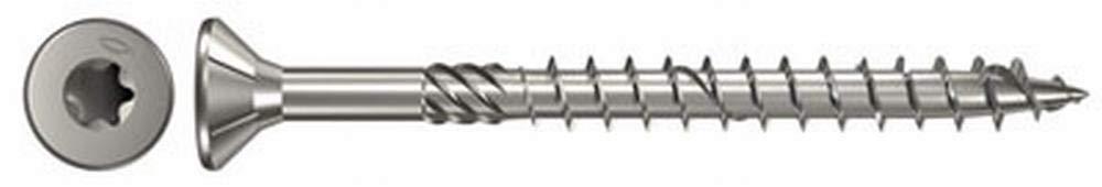 Fischer Power-Fast 5x 70Countersunk Head A4TG TX 40567
