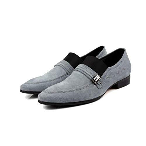 Grey Zpedy Empresarial Transpirable De Hombre Calzado Trabajo nnxSagYq