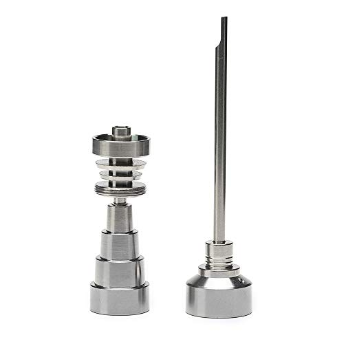 Titanium Wax Tool,Wax Carving Tool,for Male and Female 10mm/14mm/18mm