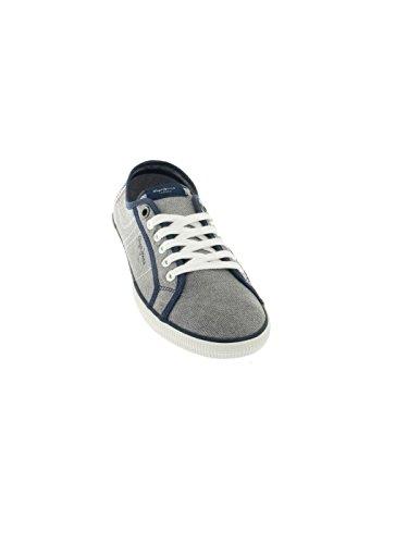 Zapatillas Hombre PEPE JEANS Aberman Court -PMS30356- Jeans