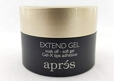Apres Extend Gel Soak Off/Sof Gel, Gel-X Tips Adhesive 15ml / 0.5oz.