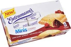 Entenmann's - Box of Mini Apple Pies and Box of Mini Cherry Pies by Entenmann's