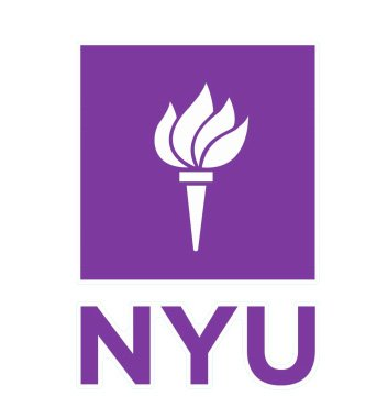 Nyu New York University Bobcats 4  X 4  Perfect Cut Die Cut Decal