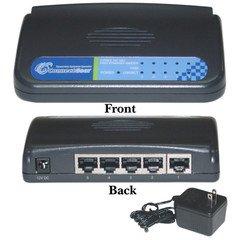 PcConnectTM 5-port 10 / 100Mbps Auto-Negotiation Fast Ethernet Switch