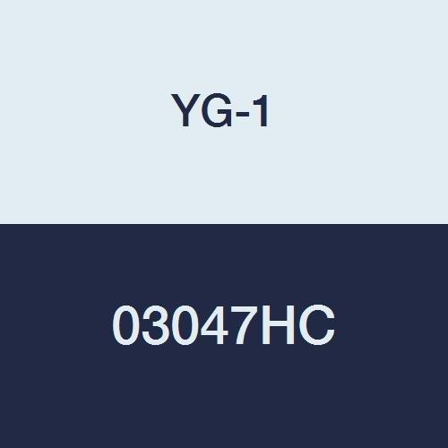 2 Flute 1//4 TiCN Finish Extended Length YG-1 03047HC HSS End Mill 3-1//16 Length