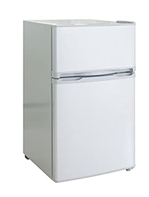 RCA-Igloo 3.2 Cubc Foot 2 Door Fridge and Freezer