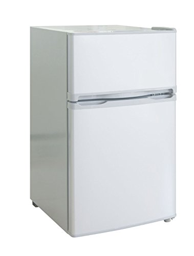 RCA Igloo Cubic Fridge Freezer White product image