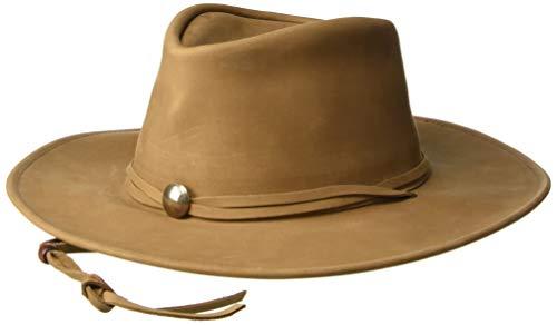 - Henschel Hats Weekend Walker Hat, Brown, Large