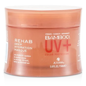 Alterna Bamboo Color Hold Plus Color Protection Rehab Deep Hydration Masque, 5 Ounce by Alterna