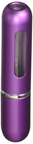Zehui Mini vaporizador de Perfume botella para aerosol viajes funda la bomba aroma 5 ml vacías