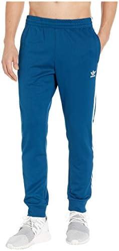 [adidas(アディダス)] メンズパンツ・長ズボン・ジャージ下 SST Track Pants Legend Marine 2XL (2XL) 32 [並行輸入品]