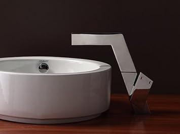 Bravat Chrome Polished Finish Bathroom Basin Mixer Tap - - Amazon com