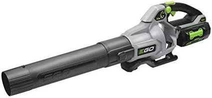 EGO Power LB5804 580CFM Variable-Speed 56-Volt Lithium-ion Cordless Leaf Blower 5.0Ah Battery Charger Included