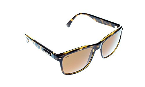Waveborn Sunglasses Marina Sunglasses, Dark Tortoise, Brown Polarized - Stolen Bans Ray