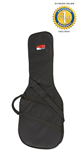 Gator GBE-Mini-Elec Mini Electric Guitar - Gator Bass Guitar Gig Bag Shopping Results