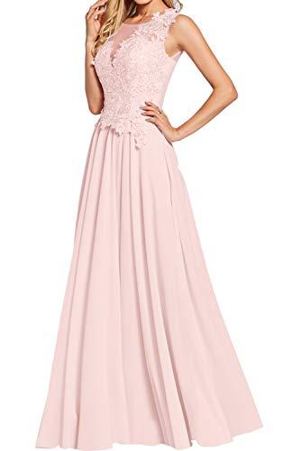Mujer Rosa o Vestido para Trapecio 52 Topkleider A en Corte gvHw4qw